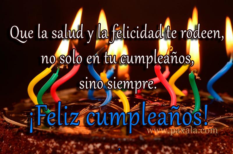 81 Frases De Cumpleaños