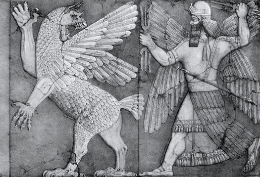 antigua mesopotamia marduk