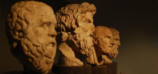 características de la antigua grecia - filósofos