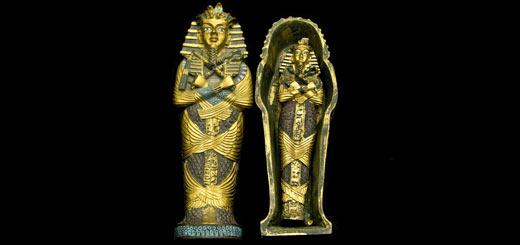 cultura y civilización egipcia - sarcófago