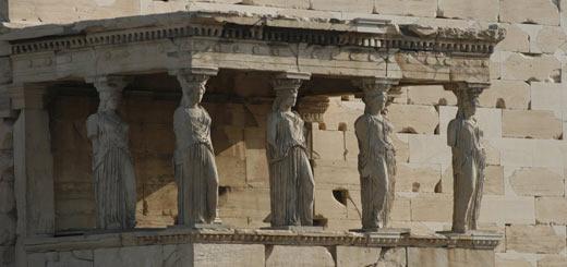 cultura y civilización griega - acrópolis