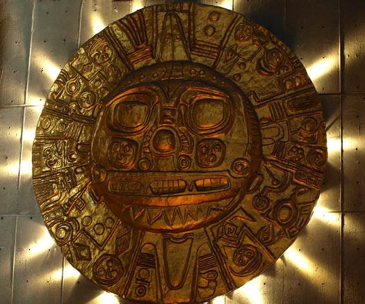 cultura civilización inca - Inti