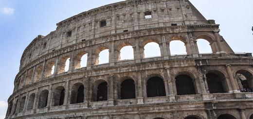 cultura y civilización romana - el coliseo