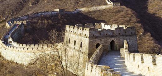 gran muralla china