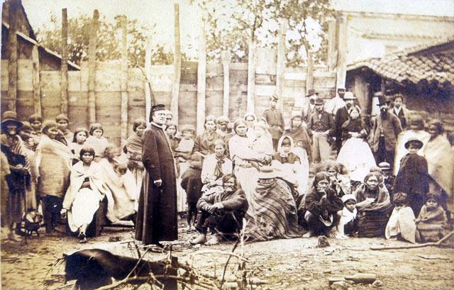 guerra de la triple alianza - refugiados paraguayos