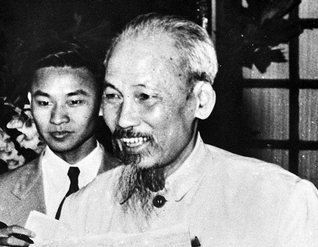 guerra vietnam - Ho Chi Minh