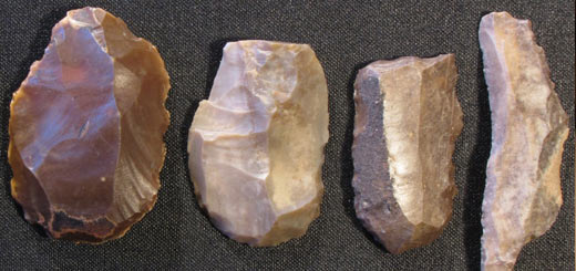herramientas paleolítico