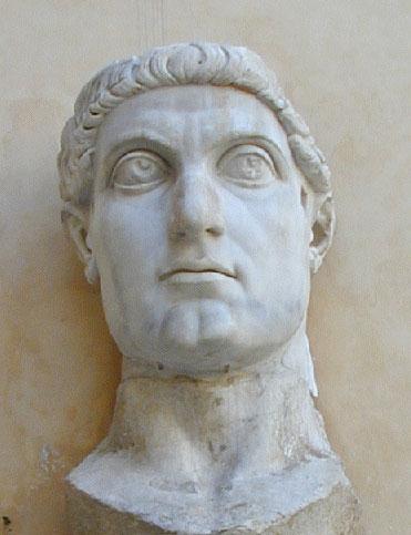 imperio bizantino - Constantino I