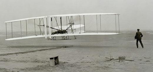 inventos segunda revolución industrial - aeroplano