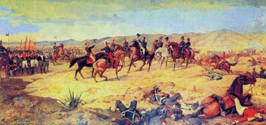 la batalla de ayacucho