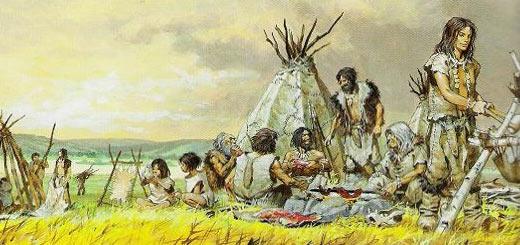 paso nomadismo sedentarismo