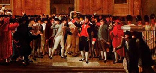 revolución 19 de abril de 1810