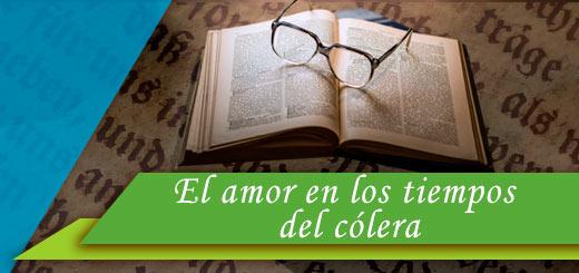 libro el amor en los tiempos del cólera