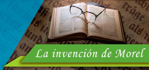 libro la invención de morel