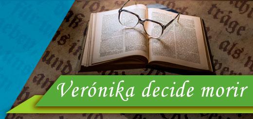 libro verónika decide morir