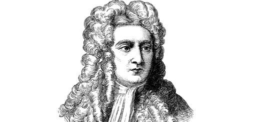 grandes matemáticos - newton