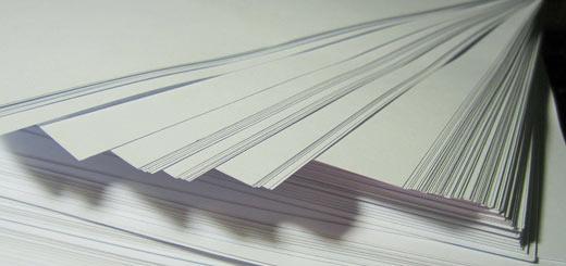 historia del origen del papel