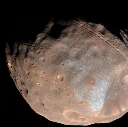 Fobos Marte