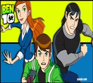 Wallpaper: Ben, Gwen y Kevin