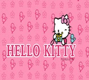 Wallpaper: Hello Kitty con Pajarito