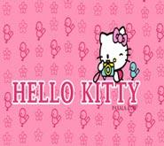 Wallpaper: Hello Kitty con Pajarito