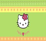 Wallpaper: Hello Kitty sol