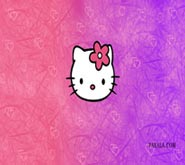 Wallpaper: Hello Kitty Colores