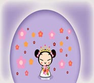 Wallpaper: Pucca Novia